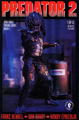 Predator 2 Vol 1 1