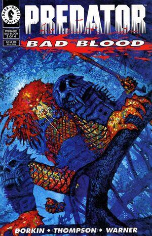 Predator Bad Blood Vol 1 2