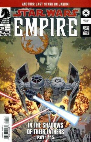 Star Wars Empire Vol 1 29