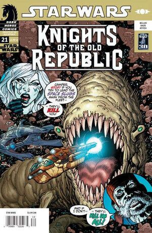 Star Wars Knights of the Old Republic Vol 1 21