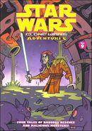 Star Wars Clone Wars Adventures Vol 1 9