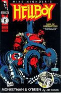 Hellboy- Seed of Destruction Vol 1 2