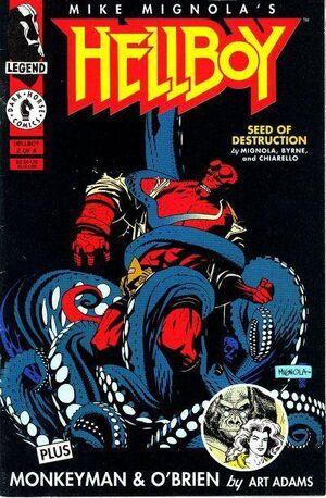 Hellboy- Seed of Destruction Vol 1 2