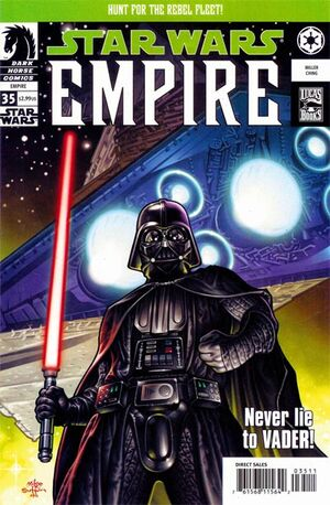 Star Wars Empire Vol 1 35