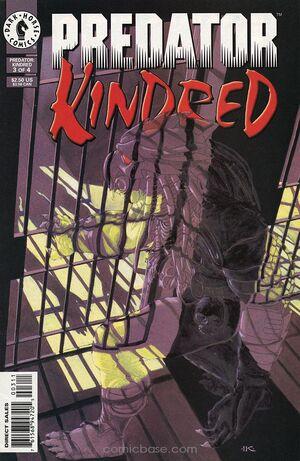 Predator Kindred Vol 1 3