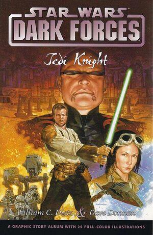 Star Wars Dark Forces Jedi Knight Vol 1 1