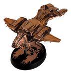 Halo UNSC Pelican Dropship Replica SDCC Exclusive Bronze Edition