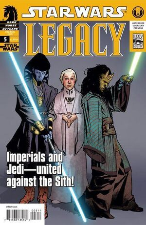 Star Wars Legacy Vol 1 5