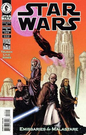 Star Wars Republic Vol 1 14