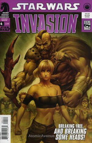 Star Wars Invasion Vol 1 4