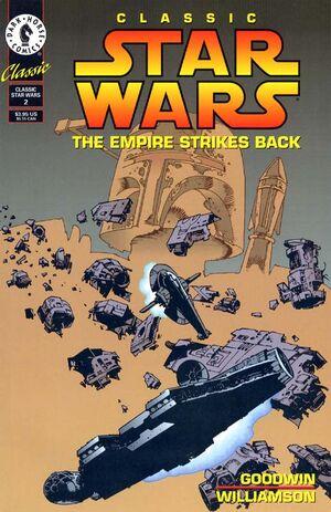 Classic Star Wars- The Empire Strikes Back Vol 1 2