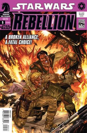 Star Wars Rebellion Vol 1 5