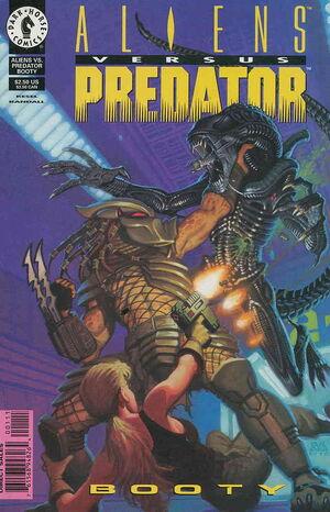 Aliens vs. Predator Booty Vol 1 1