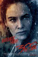 Queen Gorgo poster