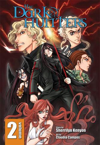 File:The Dark-Hunters, Vol. 2.jpg