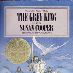 The Grey King US Paperback