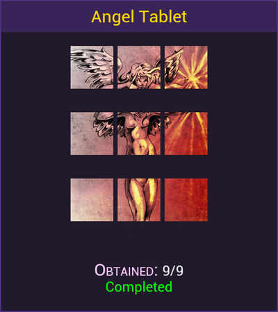 Angel Tablet Complete