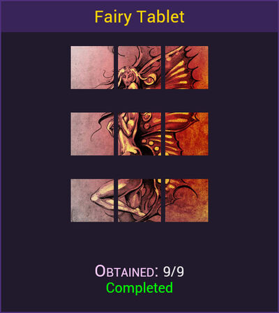 Fairy Tablet Complete