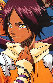 File:Yoruichi, Goddess of Flash & Shadow.jpg