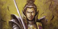 Nobunaga Oda (Samurai Warriors)