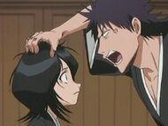 Kaien and Rukia
