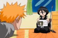 Ichigo meets rukia