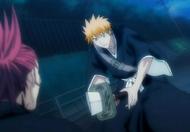 Ichigo surprised