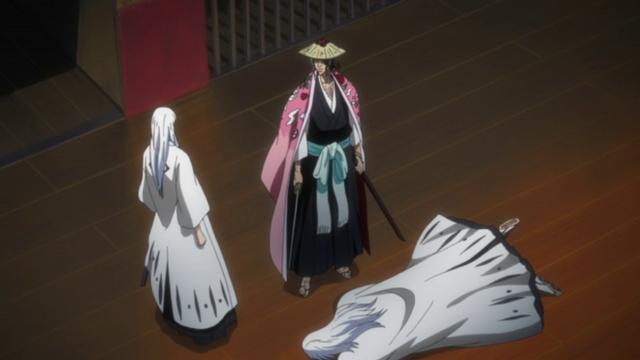 File:Reigai Ukitake and Kyoraku above a defeated Ukitake.png