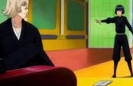Kisuke accused by Soifon