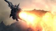 Alduin Fire Shout