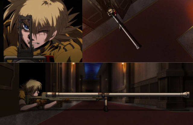 File:Seras using one of her long range weapons.png