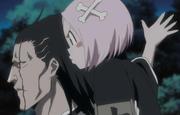 Yachiru and Kenpachi, 17 months after Aizen's defeat