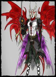 Urahara's 1st Form (Benihime 1st Resurreccion Form)