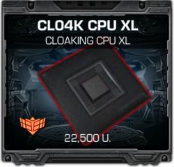 CL04K CPU XL