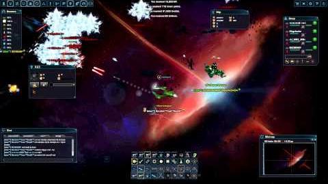 Darkorbit-Hades Gate gameplay