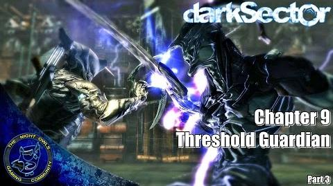 Dark Sector (PC) Chapter 9 Threshold Guardian Part 3 (HD 60FPS)