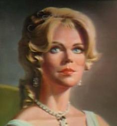 Angelique's portrait