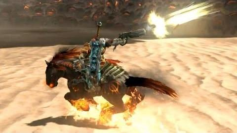 Ashworm (Darksiders) Full HD