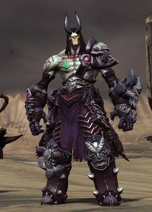 Death Abyssal Armor