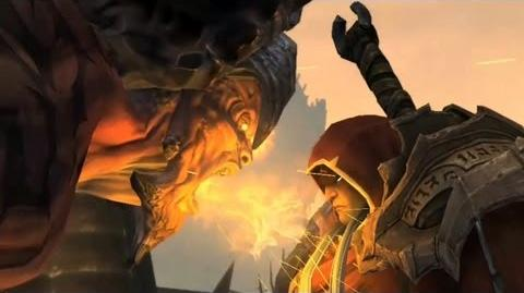 Samael and 4 Chosen Ones (Darksiders) Full HD