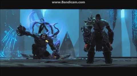 Darksiders 2 Absalon Apocalptic