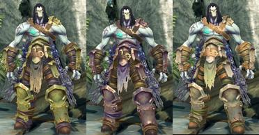Marauder variants