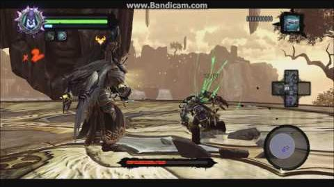 Darksiders 2 Archon Apocalptic