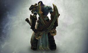 DS2 Angel of Death Scythe