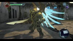 Angel Champion. Darksiders