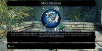 Mace Maximus