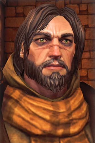 Darksiders II hunter face