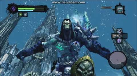 Darksiders 2 Frostbane Apocalptic