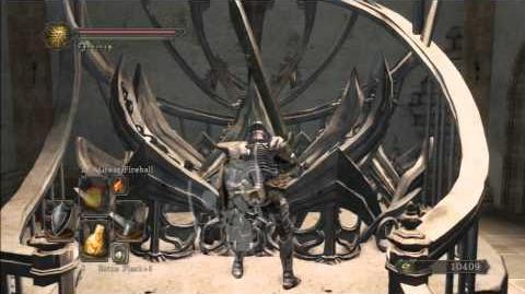 Dark Souls - Dragon Covenant