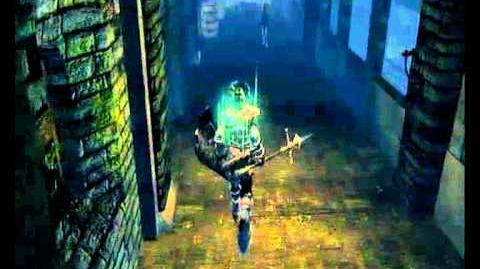 Dark Souls - Large Ember location (The Depths)